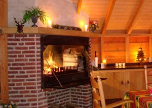 Braai Fireplace