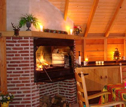 Home Fires Build-In Braai
